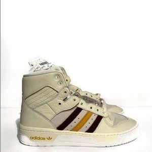 Adidas Rivalry Hi OG EE White/Maroon